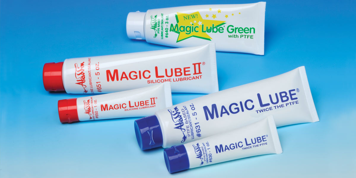 Magic Lube<sup>®</sup> Lubricants